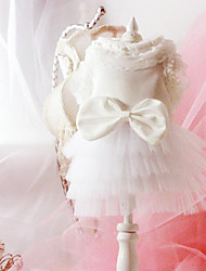 Dog Dress Dog Clothes Wedding Princess