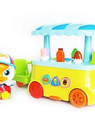 baratos -Carros de Brinquedo Instrumento Musical de Brinquedo Pato Elétrico Crianças