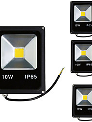 cheap -10W LED Floodlight Waterproof Decorative Residential Outdoor Lighting Home/Office Everyday Use Warm White Cold White AC85-265