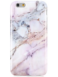 Per iPhone X iPhone 8 Custodie cover Fantasia/disegno Custodia posteriore Custodia Effetto marmo Morbido TPU per Apple iPhone X iPhone 8