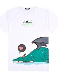 Inspiriert von Cosplay Cosplay Anime Cosplay Kostüme Cosplay-T-Shirt Karton Kurzarm Top Für Unisex