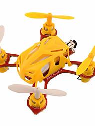 Недорогие -RC Дрон WL Toys V292 4 канала 2.4G - Квадкоптер на пульте управления Светодиодные фонарики Полет C Bозможностью Bращения Hа 360 Rрадусов