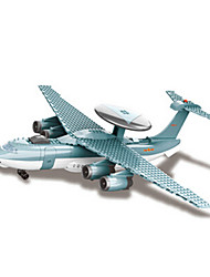 Building Blocks Toy Cars Toys Aircraft Fighter Pieces Boys Birthday Gift
