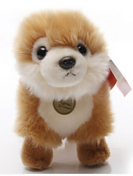 cheap -Dog Stuffed Toys Doll Simulation Plush Fabric Kid