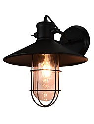 cheap -Rustic / Lodge / Antique / LED Wall Lamps & Sconces Metal Wall Light 110-120V / 220-240V 4 W / E27