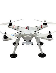 Drone V303 4 Canaux 6 Axes - Eclairage LED Retour Automatique Sécurité Intégrée Mode Sans Tête Positionnement GPS Flotter Quadri rotor RC