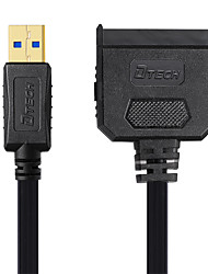 cheap -USB 3.0 Connect Cable, USB 3.0 to SATA III Connect Cable Male - Female