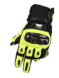 cheap -Full Finger Unisex Motorcycle Gloves Oxford Fabric Lightweight / Trainer / Breathable