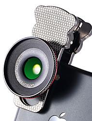 Lente do telefone móvel cherllo 055r lente externa macro de 20x