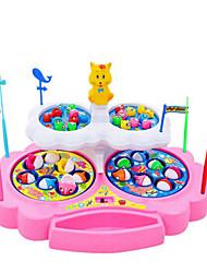 cheap -Magnet Toy / Fishing Toy Fish Electric Plastics Kid's Gift 1pcs