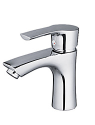 Cold and hot Mixer Water Tap Basin  Faucet Zinc Alloy