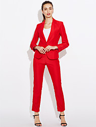 cheap -Women's Work Casual Spring Suit