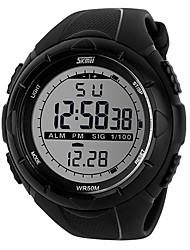 cheap -SKMEI® 1025 Men Sport Watch Outdoor Military LED Digital Wristwatches Stop Watch EL Light Auto Date Relogio Masculino