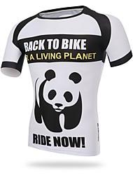 XINTOWN Fahrradtrikot Herrn Kurzarm Fahhrad T-shirt Trikot/Radtrikot Rasche Trocknung Dehnbar Weichheit Schweißableitend Atmungsaktivität