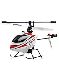 cheap -RC Helicopter WL Toys V911 4CH 2.4G Ready-to-go Charging Remote Control / RC