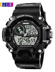 Herrn Sportuhr Militäruhr Kleideruhr Totenkopfuhr Smart Uhr Modeuhr Armbanduhr Einzigartige kreative Uhr Digitaluhr Chinesisch Quartz