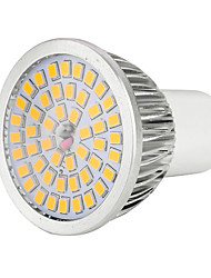 cheap -YWXLight® 7W GU10 LED Spotlight 48 SMD 2835 600-700 lm Warm White Cold White Natural White Decorative AC85-265 V