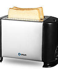 cheap -Bread Makers Toaster Kitchen 220V Lightweight Low vibration Timer Multifunction Timing Function Light and Convenient Cute Low Noise Power