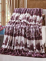 Недорогие -Супер мягкий Природа Полиэфир одеяла