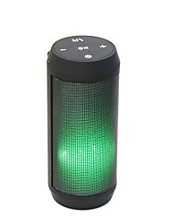 cheap -YPS-B53 color LE Lights Souble Speakers Large Diaphragm Plug Inserted U Mini Bluetooth Speaker Radio Subwoofer