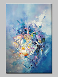 cheap -Big Size Hand Painted Modern Abatract Oil Painting On Canvas Wall Art Picture For Wall Decor No Frame