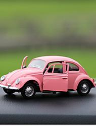 abordables -Diy ornements d'automobile pendentif de voiture de parfum de voiture de coléoptère&Ornements en métal