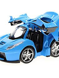 Недорогие -MINGYUAN Игрушечные машинки Игрушки Автомобиль с инфракрасным датчиком Пластик Металлический сплав Детские 1pcs Куски