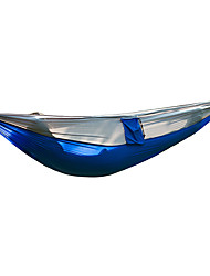 cheap -Camping Hammock Outdoor Collapsible Nylon for Camping / Camping / Hiking / Caving / Outdoor - 2 person