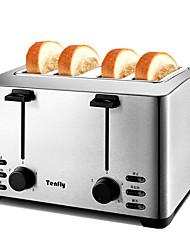Máquinas Para Fazer Pão Torradeira Utensílios de Cozinha Inovadores 220VMultifunções Leve e conveniente Fofo Baixo Ruido Luz de indicador