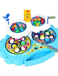 economico -Magneti giocattolo Gioco educativo Giocattoli di pesca Giocattoli Circolare Prodotti per pesci Per bambini 1 Pezzi