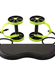 Rally Multifunction Pull Rope Wheeled Health Abdominal Muscle Training Home Fitness Equipment