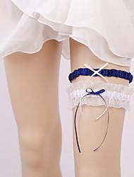 abordables -Elástico Liga de la boda - Pedrería