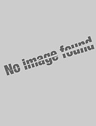 Недорогие -Спиральные плетенки 1pack Косы Кудрявый Афро Кудри Toni 51 см Эластичный Новое поступление Африканские косички 100% волосы канеколон Вино