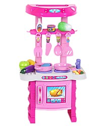 cheap -Toy Car Grocery Shopping Toy Kitchen Sets Toy Food / Play Food Pretend Play Simulation Plastics Girls' Kid's Gift