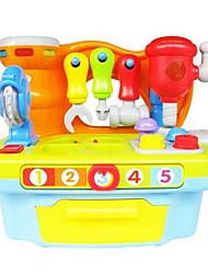 Недорогие -Игрушка с заводом Игрушки Игрушки Пластик Куски Универсальные Подарок