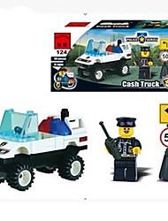 Blocs de Construction Voitures de jouet Jouets Automatique Pièces Cadeau