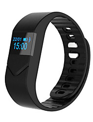 cheap -Smart Bracelet Smartwatch YYM5 for iOS / Android / IPhone Heart Rate Monitor / Blood Pressure Measurement / Calories Burned / Long Standby / Timer Call Reminder / Activity Tracker / Sleep Tracker