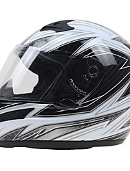 cheap -Full Face Fastness Map Easy Lock System ABS Motorcycle Helmets