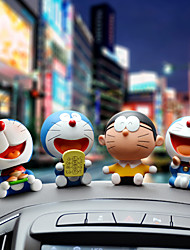 DIYAutomotive Ornaments  Cartoon Anime  Doraemon  Car Pendant & Ornaments  Jade Crystal