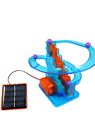 cheap -Solar Powered Toy Toys Circular Solar Powered DIY Plastics ABS Unisex Pieces