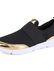 cheap -Men's Slippers & Flip-Flops Light Soles PU Summer Casual Water Shoes Light Soles Flat Heel Dark Brown Light Brown Flat
