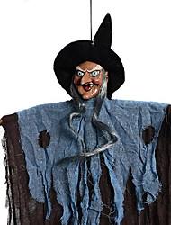 Недорогие -Праздничные украшения запутанный / ужасающий / Праздник Halloween / Декорации / Управление голосом Оригинальные Темно-синий /