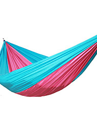 abordables -Hamaca para camping Plegable Utra ligero (UL) Nailon para Camping Camping / Senderismo / Cuevas Al Aire Libre