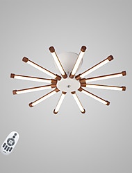 cheap -Nature Inspired LED Chic & Modern Retro Modern/Contemporary Matte Bulb Included Adjustable Dimmable Dimmable With Remote Control Designers