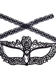 cheap -Halloween Masks Holiday Props Toys Novelty Lace Horror Pieces Ladies' Gift