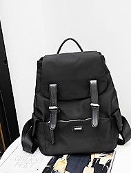 cheap -Women's Bags Oxford Cloth Backpack for Casual All Seasons Black