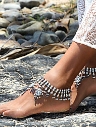 cheap -Women's Anklet/Bracelet Crystal Imitation Pearl Fashion Drop Women's Jewelry For Daily Casual 1pc