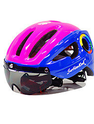 cheap -Helmet Bike Helmet CE Cycling 10 Vents Mountain Ultra Light (UL) Sports EPS PC Mountain Cycling Road Cycling Cycling Cycling / Bike
