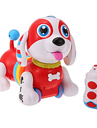 cheap -RC Robot JJRC BB396 Kids' Electronics / Robot Dog - / ABS Singing / Dancing / Digital Smart / Remote Control / RC