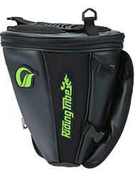 cheap -Fashion Leather saddle bags motorcycle bag leg waterproof moto tank bag mochila moto pierna bolsa motocicleta racing oil tank